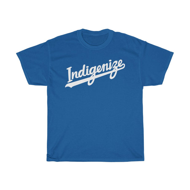 Indigenize Tee (3XL-5XL) - Self Sovereignty