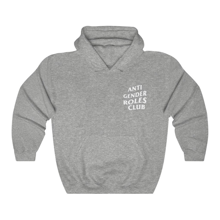 Anti Gender Roles Club Hoodie - Self Sovereignty