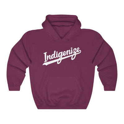 Indigenize Hoodie - Self Sovereignty