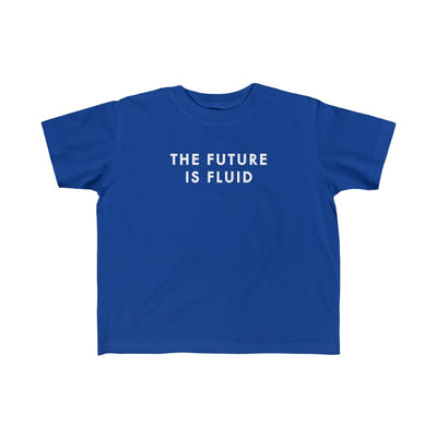 The Future Is Fluid Youth Tee - Self Sovereignty