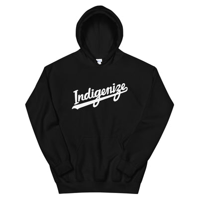 Indigenize Hoodie (4XL - 5XL) - Self Sovereignty
