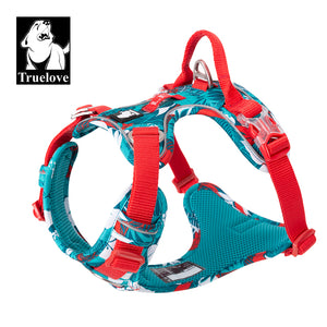 Truelove Limited Edition Camouflage Reflective Harness (TLH5653)