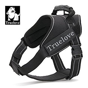 Truelove Heavy Duty Padded  Dog Harness with Handle