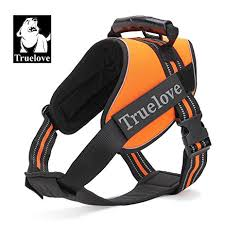 Truelove Heavy Duty Padded Dog Harness with Handle (TLH5752)