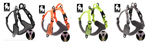 Truelove Semi-padded Reflective Dog Harness