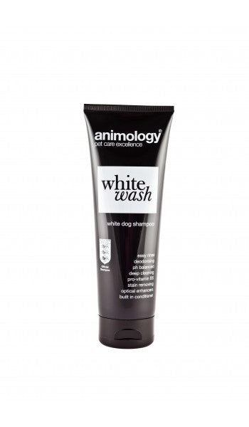 Animology White Wash Shampoo (250ml)