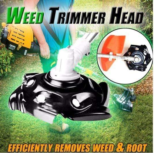 BREAK-PROOF ROUNDED EDGE WEED TRIMMER BLADE 2019