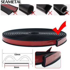 B-Shape Car Door Seal Strip
