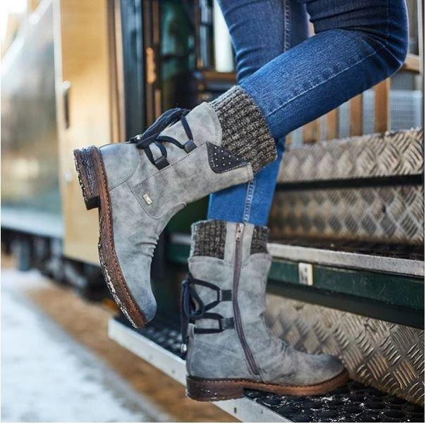 Lace Up Snow Boots (UPGRADED VERSION)