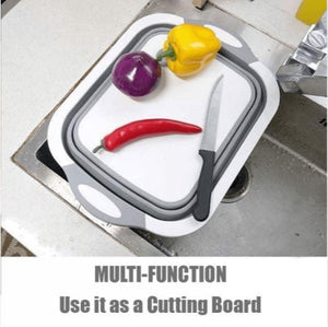 MULBOARD™ : Foldable Multi-Function Chopping Board (NEW 2019)