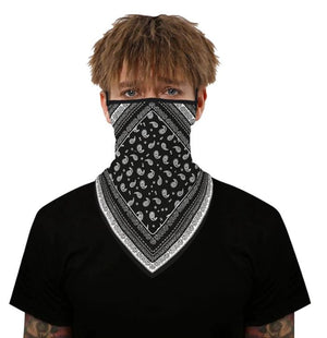 Anti - Virus Men & Women Face Scarf