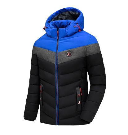 Newest Winter Casual Hooded Jacket