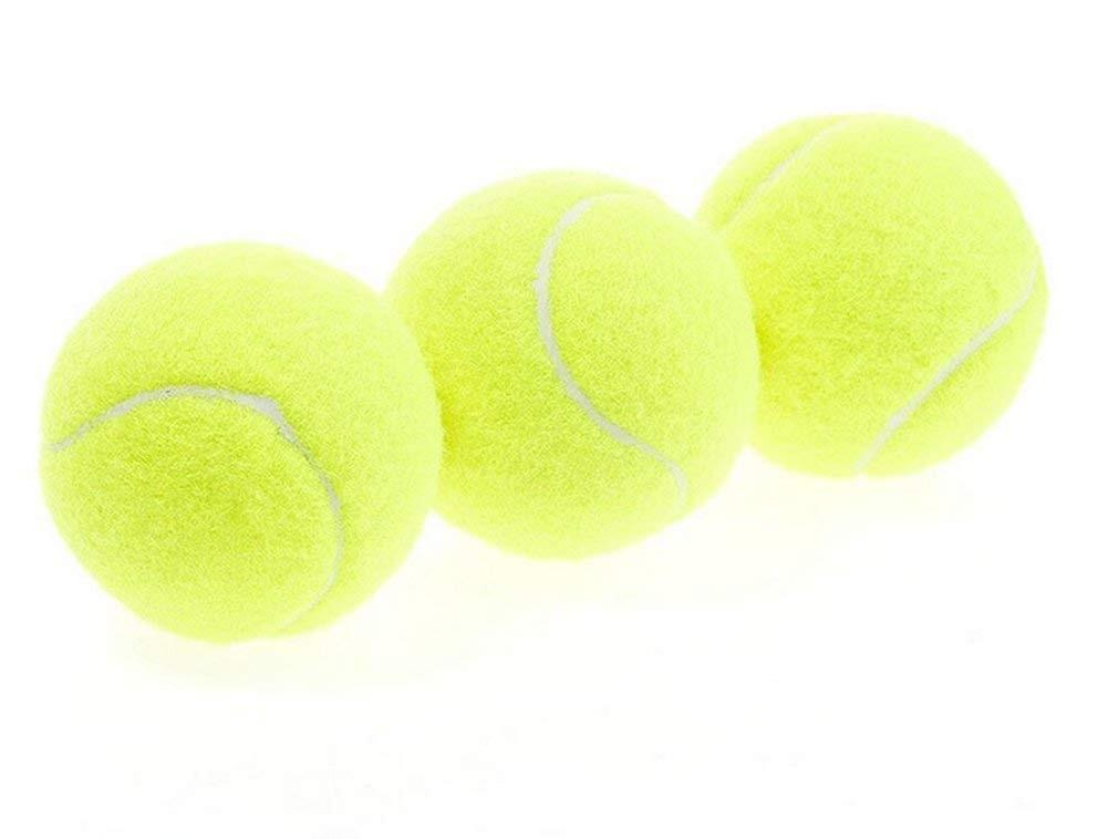 3 PCS Tennis Balls Advanced Training Practice Ball Extra Duty High Altitude Tennis Ball