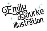 Emily Bourke Illustration