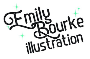 Emily Bourke Illustration Gift Card