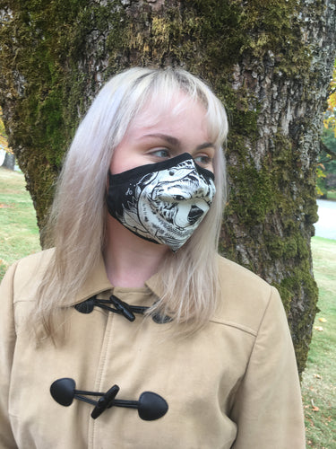 Wild Things Face Covering