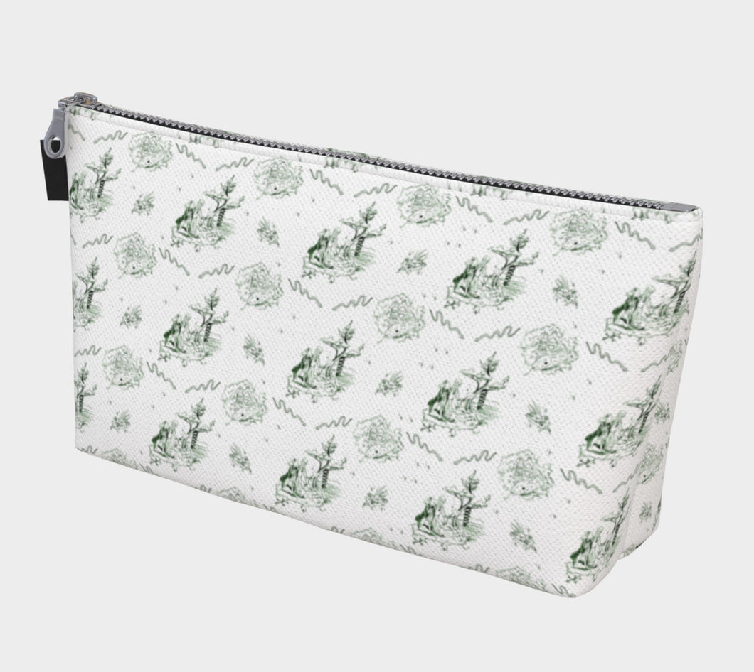 Slytherin Makeup Bag