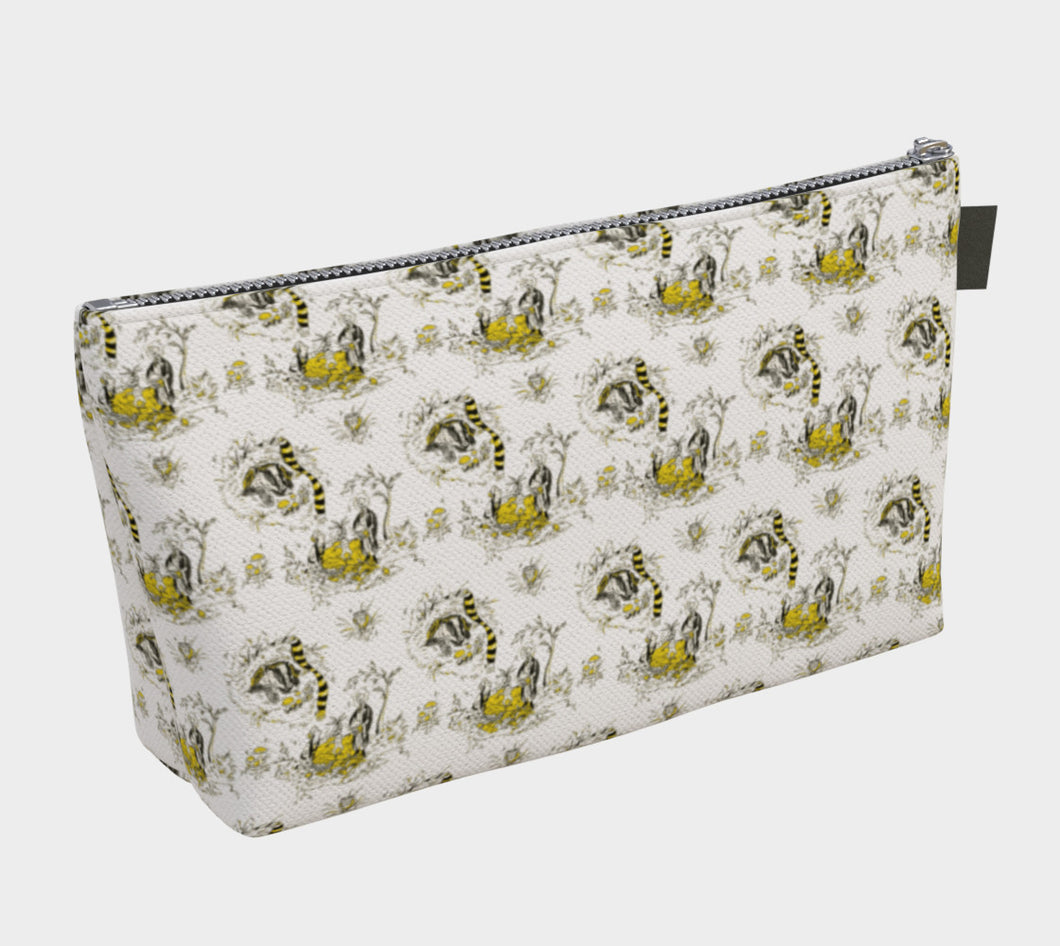 Hufflepuff Makeup Bag