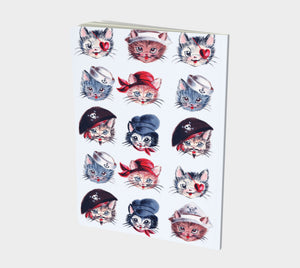 Pirate Kitties Notebook