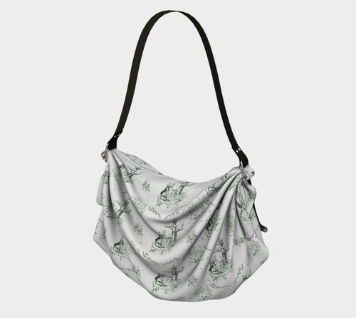 Slytherin Origami Totes