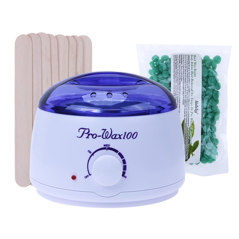 Premium Home Waxing Warmer Set