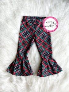 Plaid Bell Bottoms