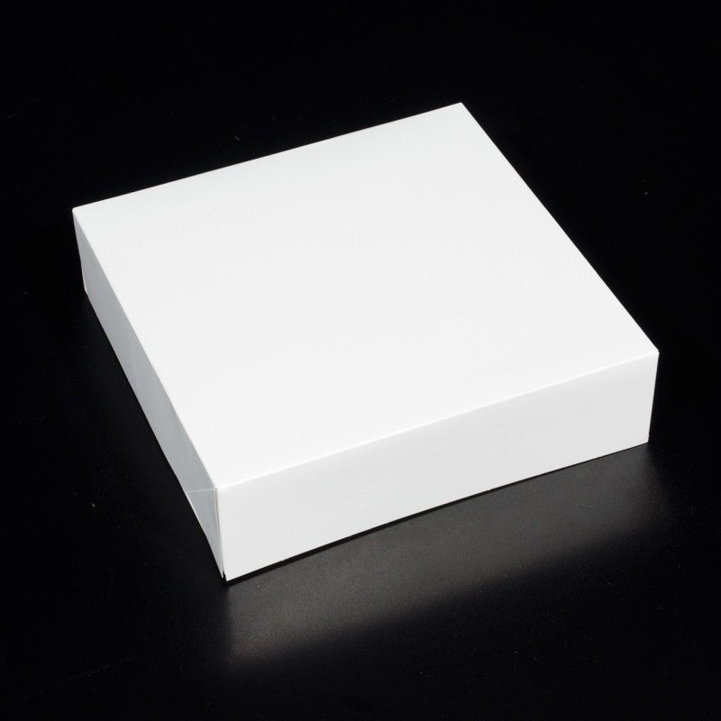 9 x 9 x 2.5 - Pie Box / Cookie Box - No Window (10 pack)