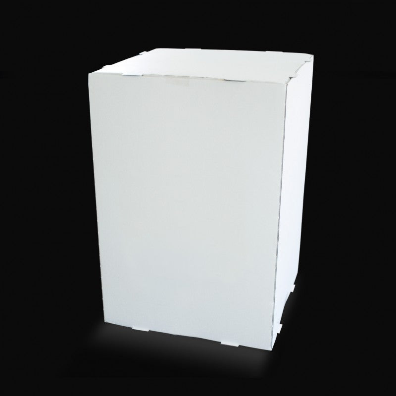 12 X 12 X 18 - Tiered Cake Box- No Window (Sample)