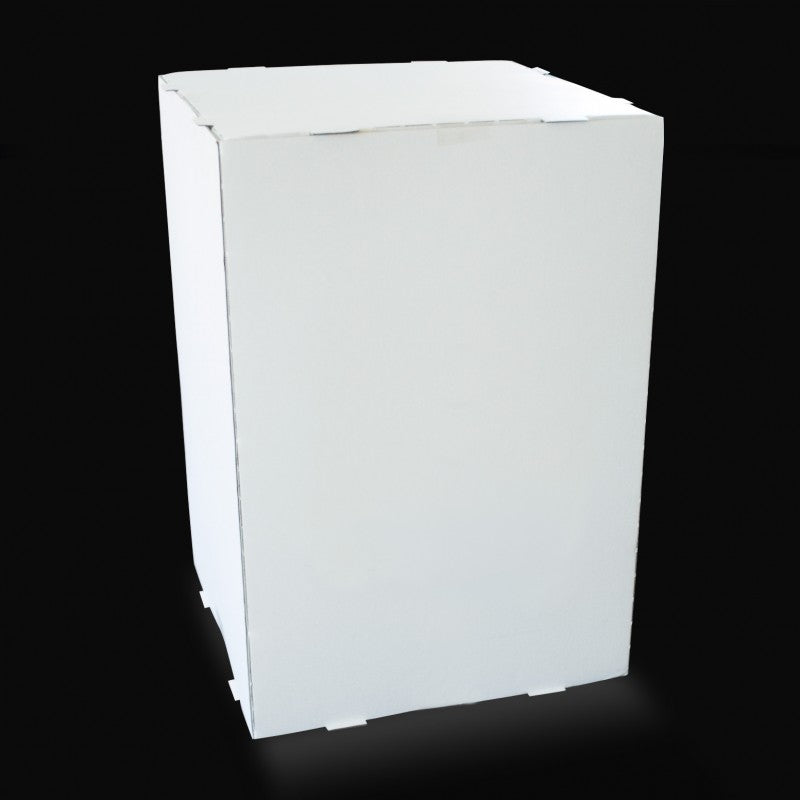 14 X 14 X 22 - Tiered Cake Box - No Window (5 PACK)