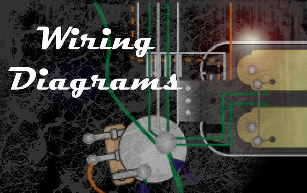 Wiring Diagrams Lace Music Products