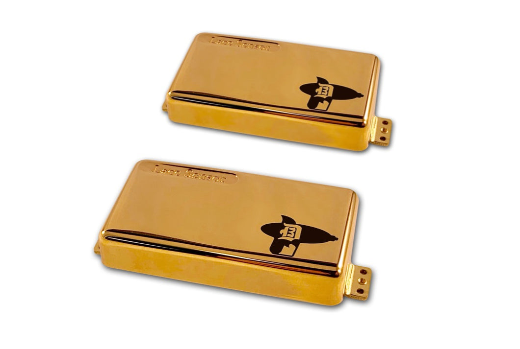 D3™ Signature Disintegrators™ Humbucker Set - Gold