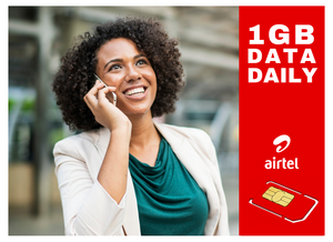 Prepaid Indian Sim Card Package