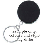 Retractable keyring add on
