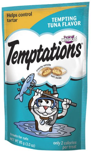 Temptations Tempting Tuna Flavor Cat Treats