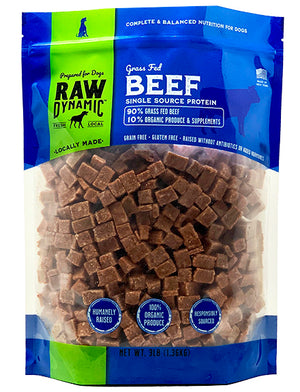 Raw Dynamic Beef Formula for Dogs