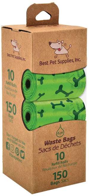 Best Pet Supply Poop Pick Up Bags 150ct