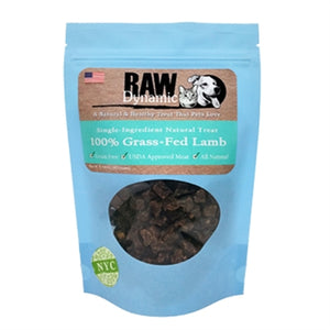 Raw Dynamic D 3.6oz Lamb treats