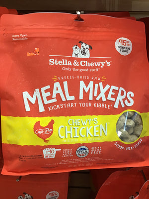 S&C D FD Chewy's Chicken Mixers 18oz