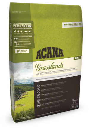 ACANA Grasslands Recipe Dry Cat Food
