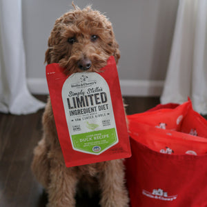 Stella & Chewy Dog Limited Ingrediant Kibble Duck