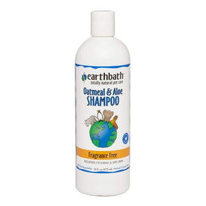 Earthbath Natural Shampoo
