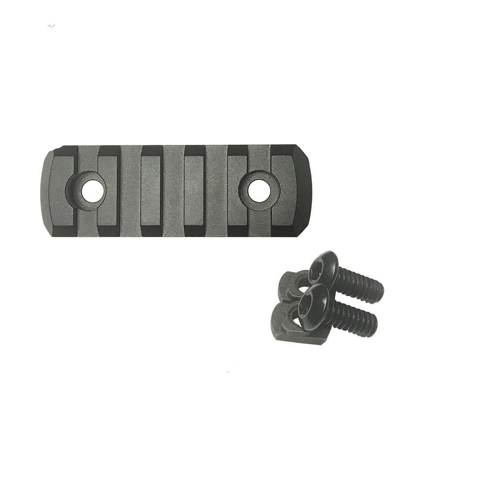 Picatinny Rail For M-LOK Handguard (2.5 inch)