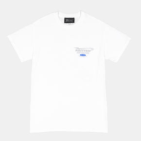 Iconic 'The Bike' T-Shirt - White