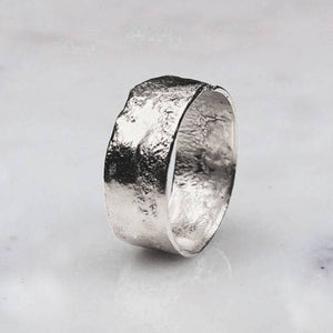 7mm Textured Band