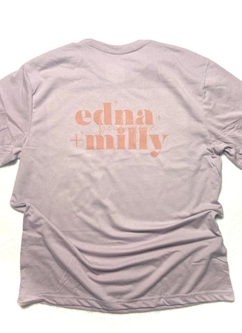 Edna+Milly Boutique Tees