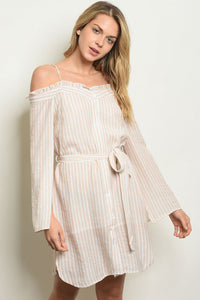 Essue Open Sleeves Dress