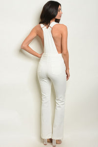 Off White Jumpsuit