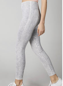 Seamless Leggings Vintage Gray