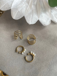 Ear Cuffs Set