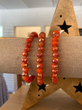 Load image into Gallery viewer, Glass Beads Stretch Bracelets
